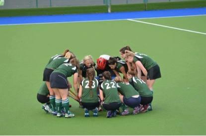 EULHC Pre Match Huddle