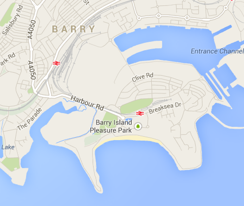NO! I have not been to Barry Island