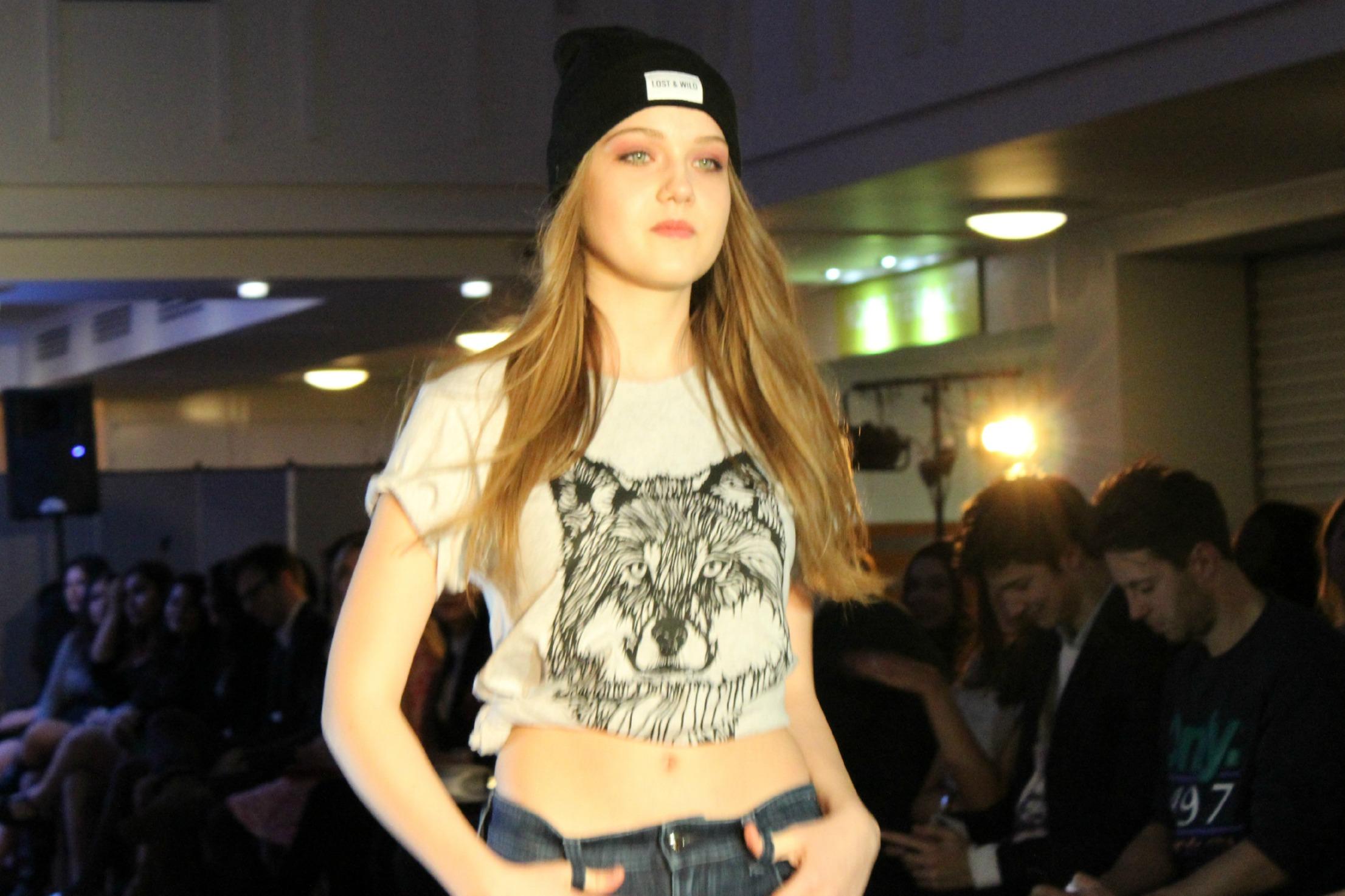 Bristol University Fashion Show Facebook