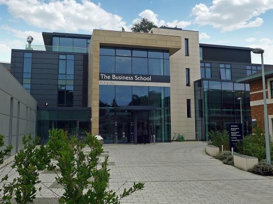 University of Exeter's Business School