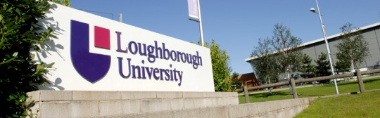 Loughborough, too much p*urple to handle