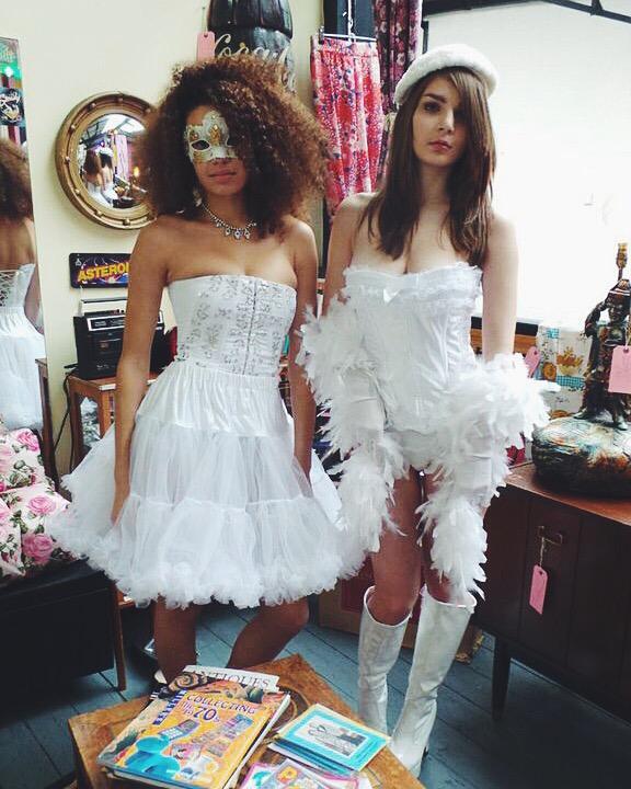 Sex in petticoats