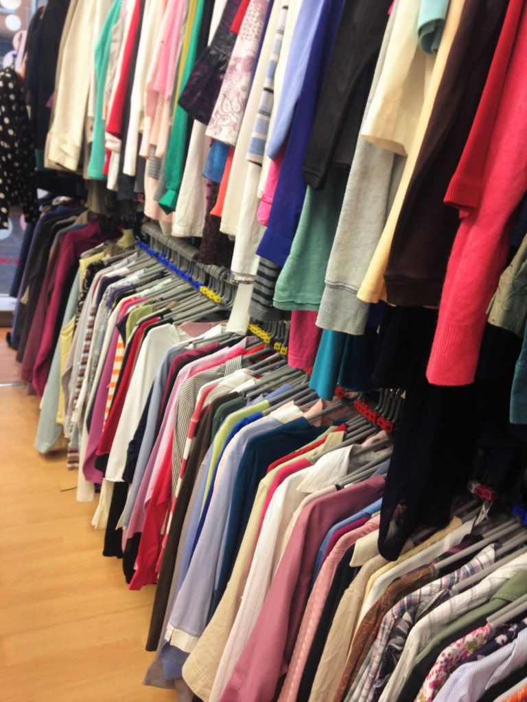 Kidney Research Uk Clothes Collection