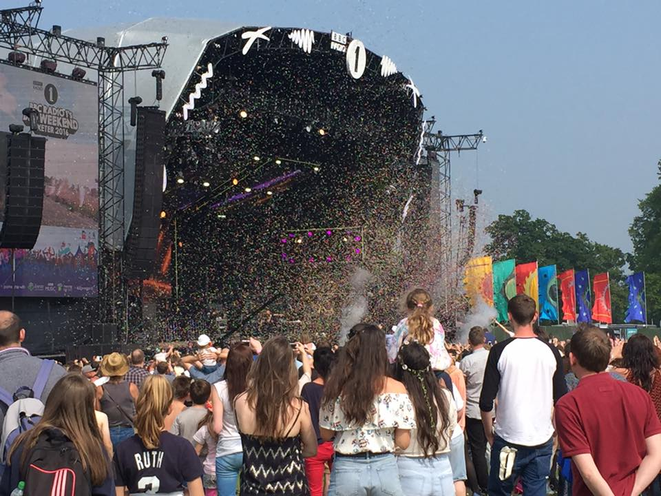 Two students faked VIP passes to get into the Big Weekend