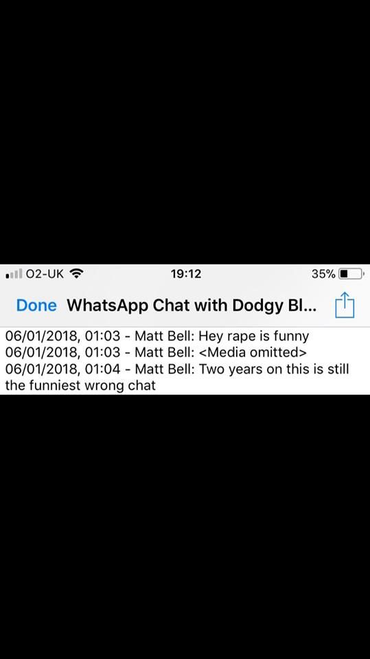 Exeter University racism: Law society racist group chat