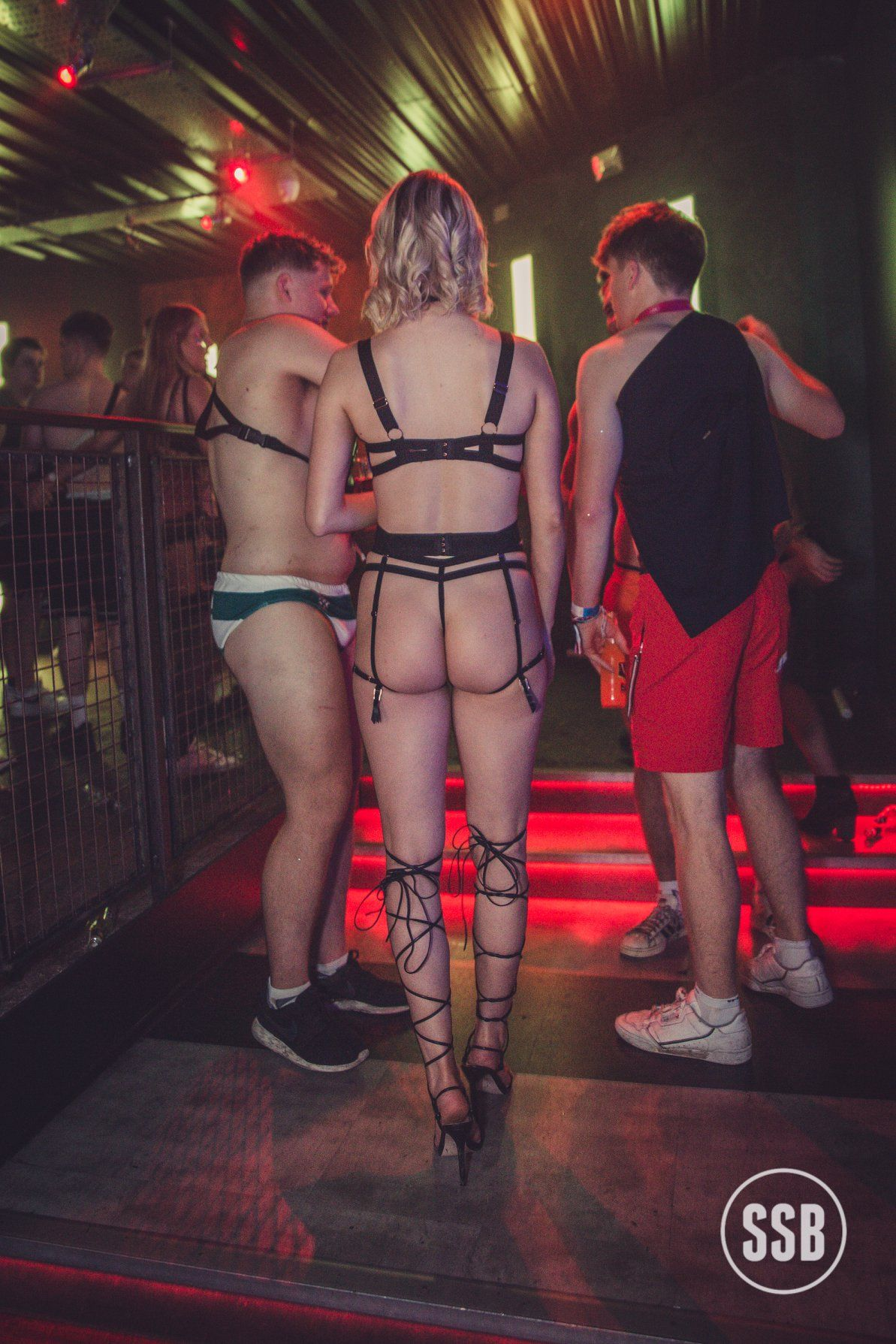 exeter, safer sex ball, lingerie, best dressed, boxers, pole, sex, club, party, exeter students, underwear, bra, pants