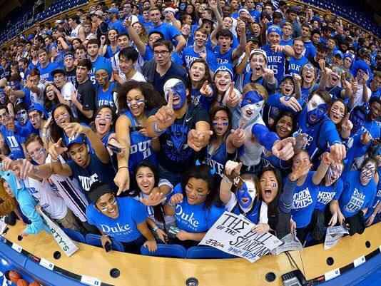 Duke rises three spots in top universities ranking