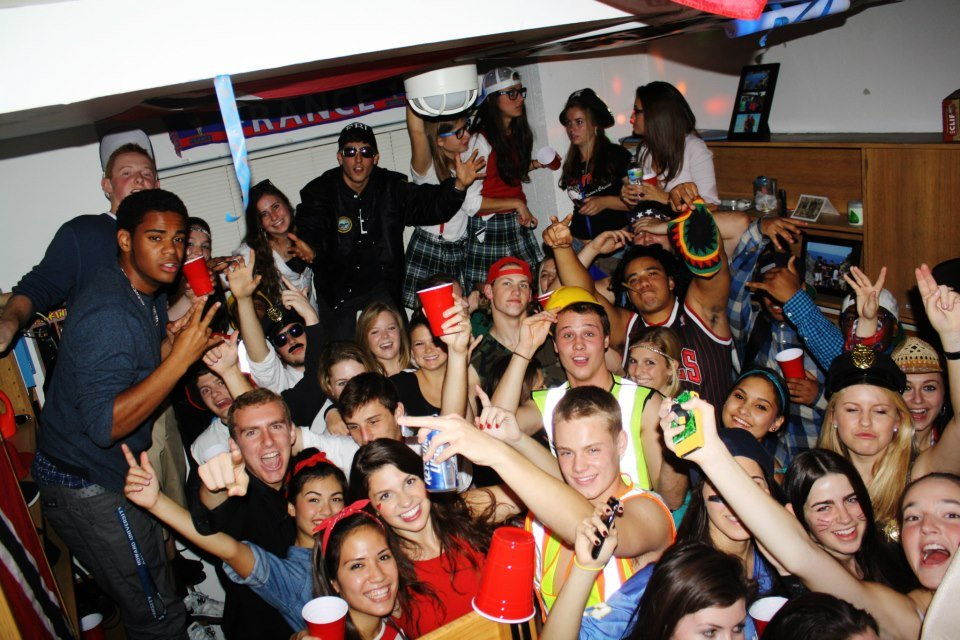 a guide to getting partying right at georgetown
