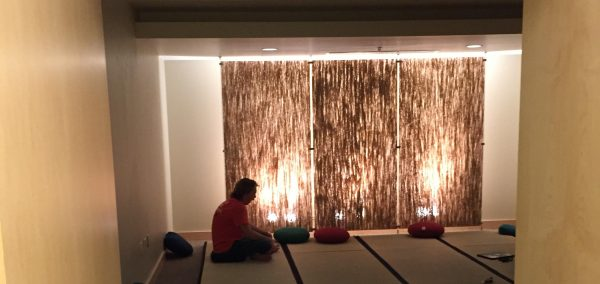 we can finally nap in the meditation room - Meditation Room