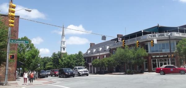 Restaurants In Chapel Hill Shut Down