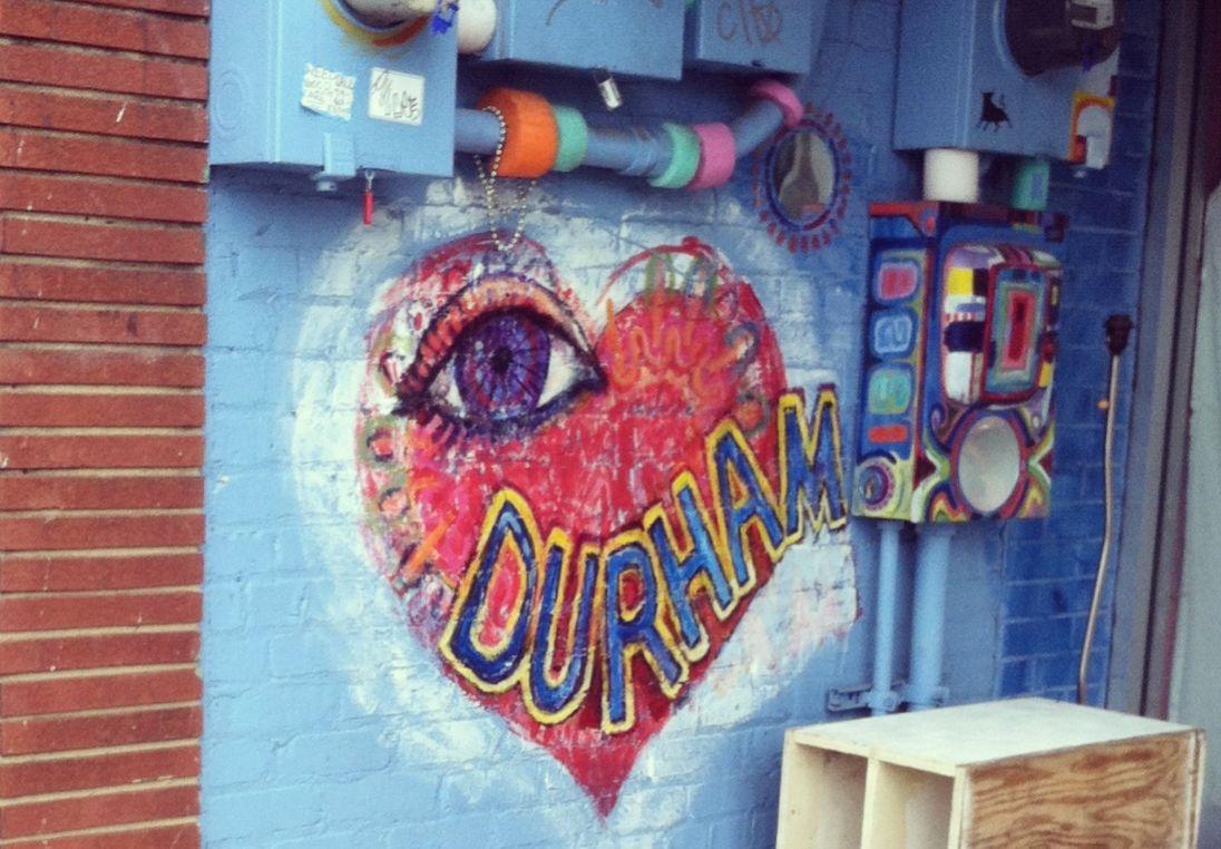 Image may contain: Graffiti