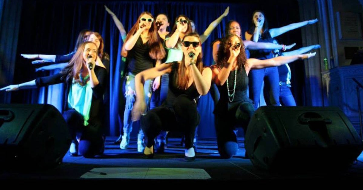 Best A Cappella Group 33
