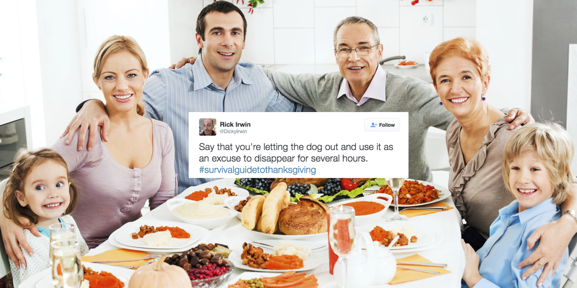 How To Survive Today S Dinner Without Killing Anyone According To