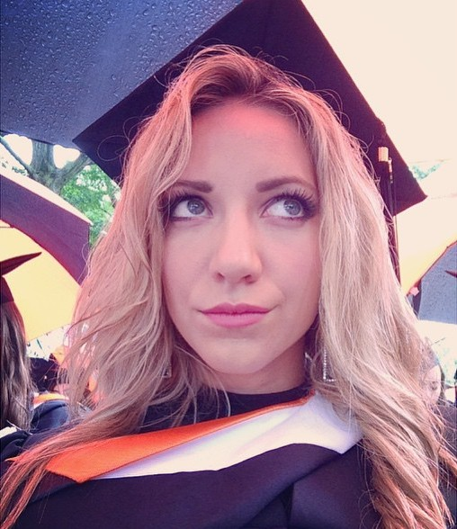 And graduating