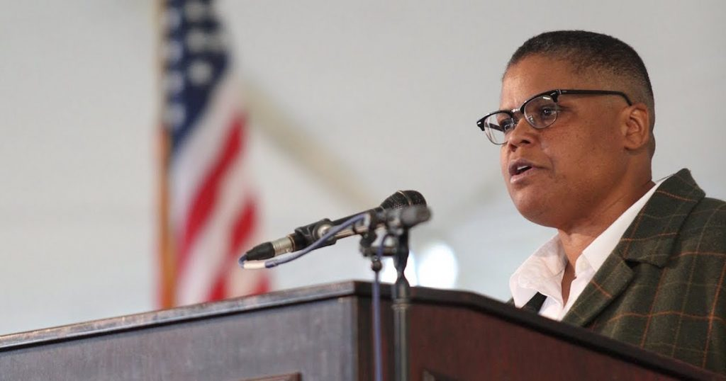 Princeton Professor of African American Studies Keeanga-Yamahtta Taylor has canceled lectures at Seattle's Town Hall and at the University of California, San Diego this week, after receiving death threats and racist emails.