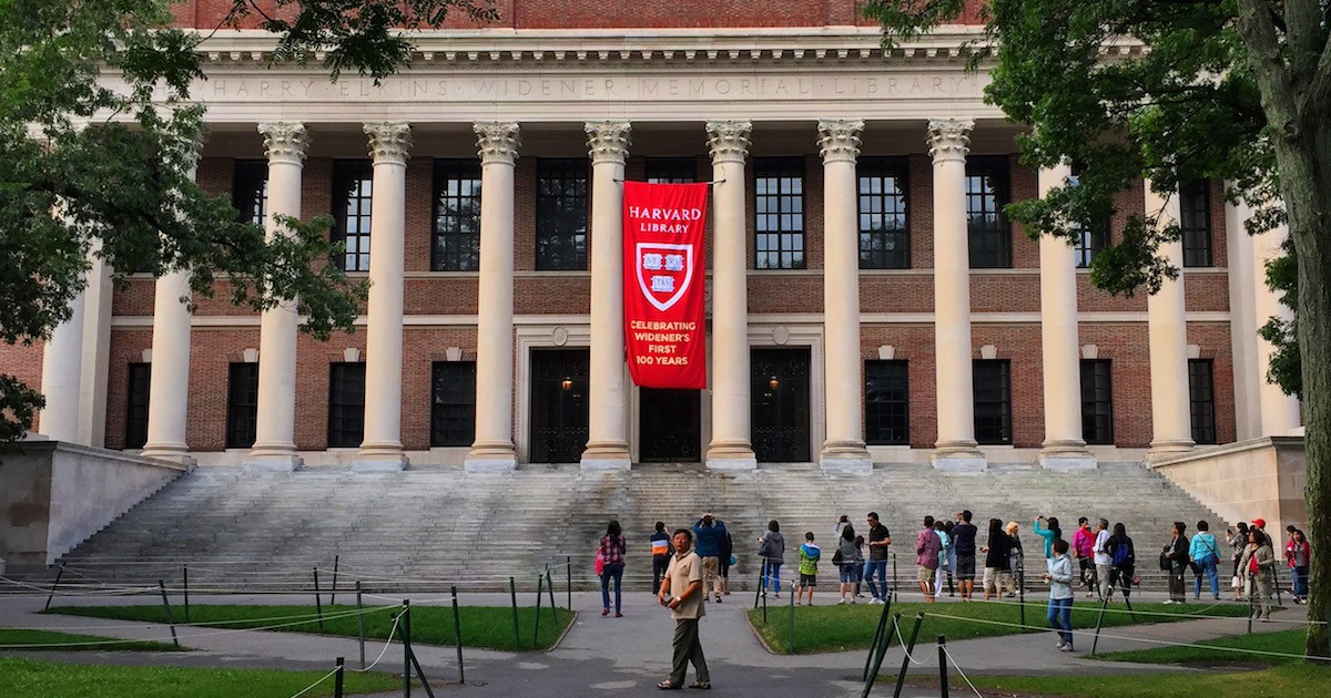 Surprise Harvard Is One Of The Whitest Colleges In Ivy League