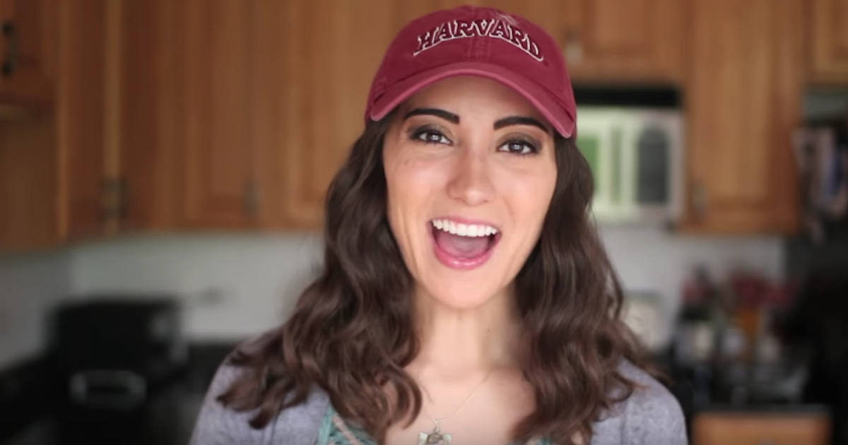 Meet yesreneau the most harvard girl on youtube m4hsunfo