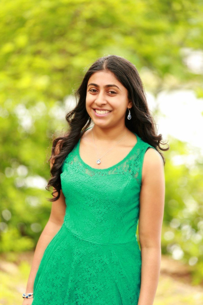 Deepika Kurup, class of 2020