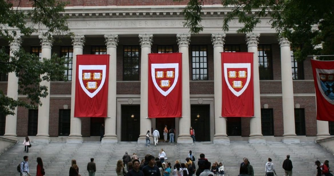 Harvard Reputation Is The Best In World According To A New Rankings