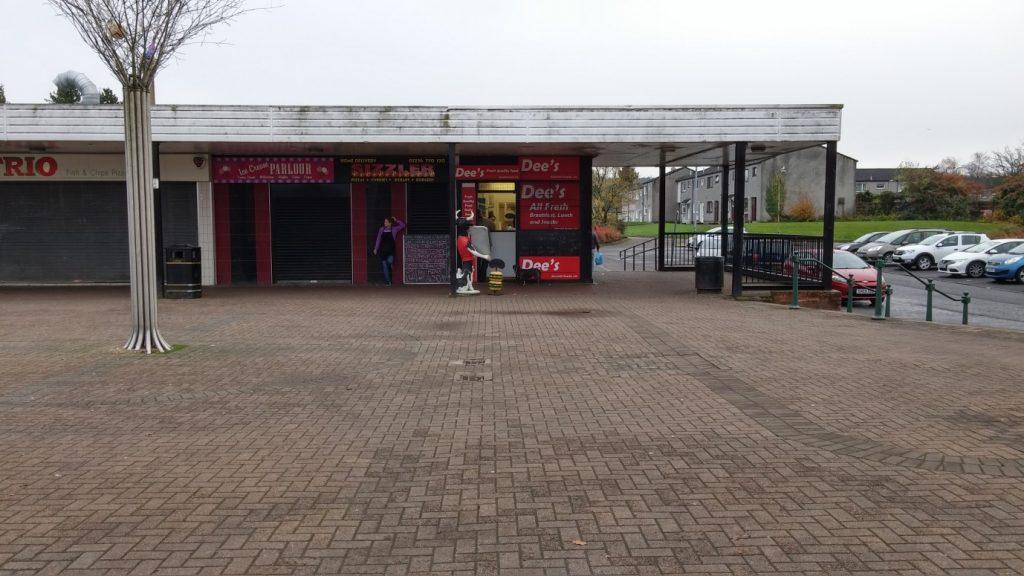 Abronhill Shopping Centre