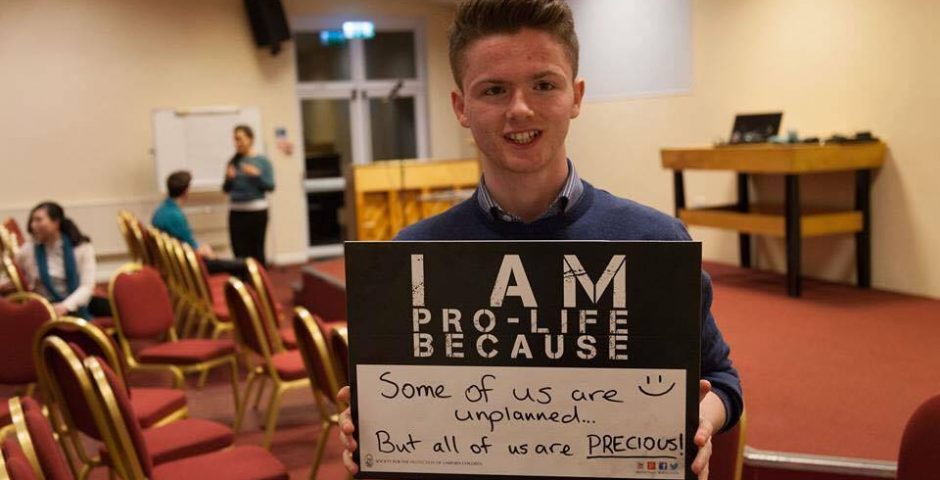 Meet The Man Fighting To Save Strathclyde S Pro Life Society