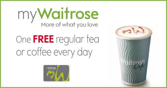 free tea or coffee as a mywaitrose member 570 university. Black Bedroom Furniture Sets. Home Design Ideas