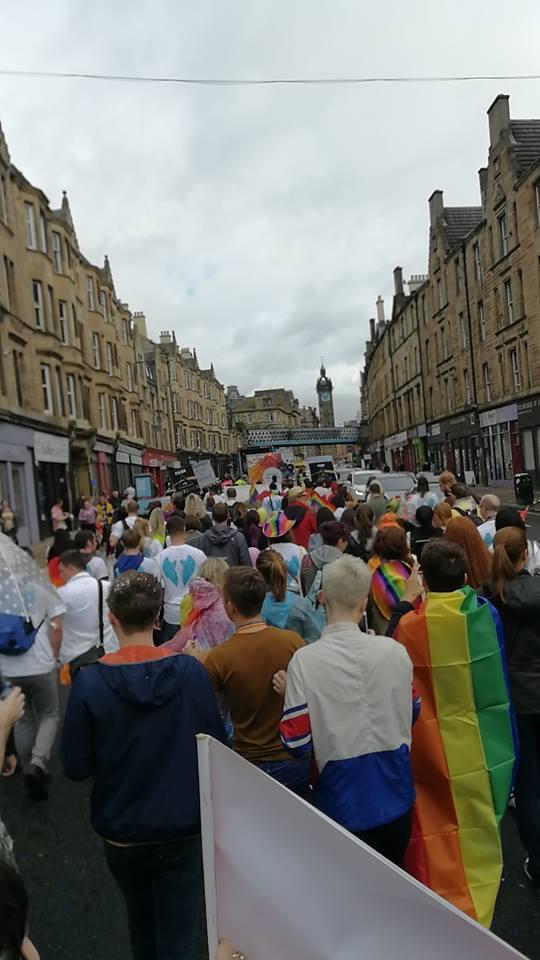 Glasgow REPRESENT