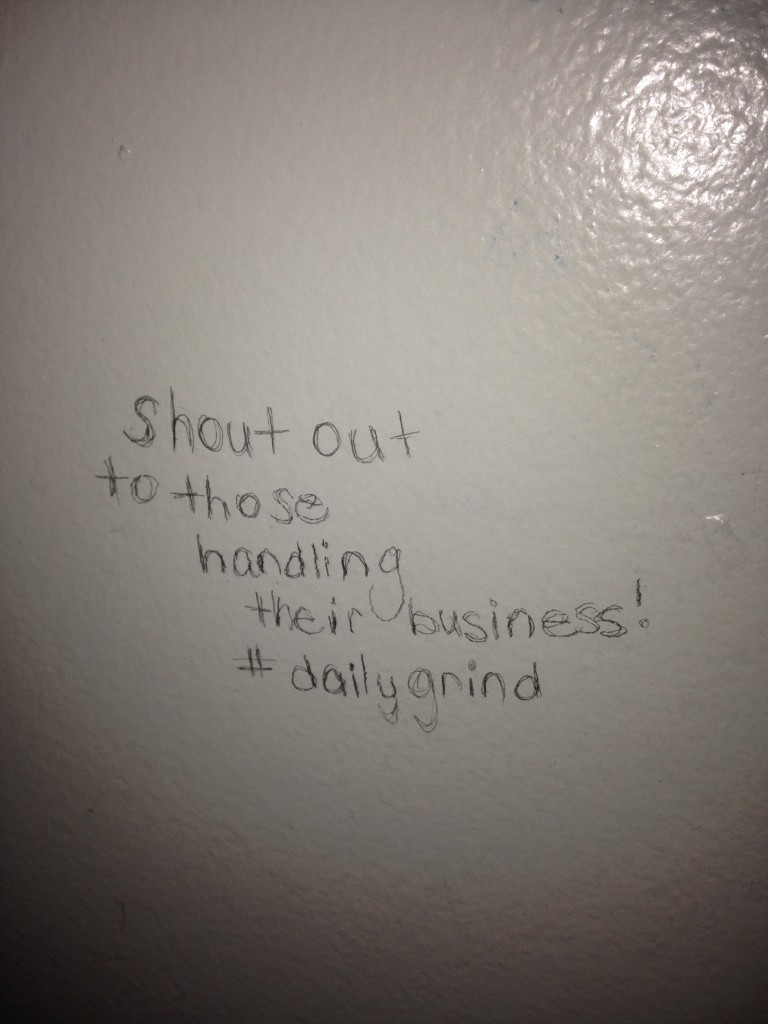 Bathroom Stall Messages the finest bathroom stall graffiti at rutgers