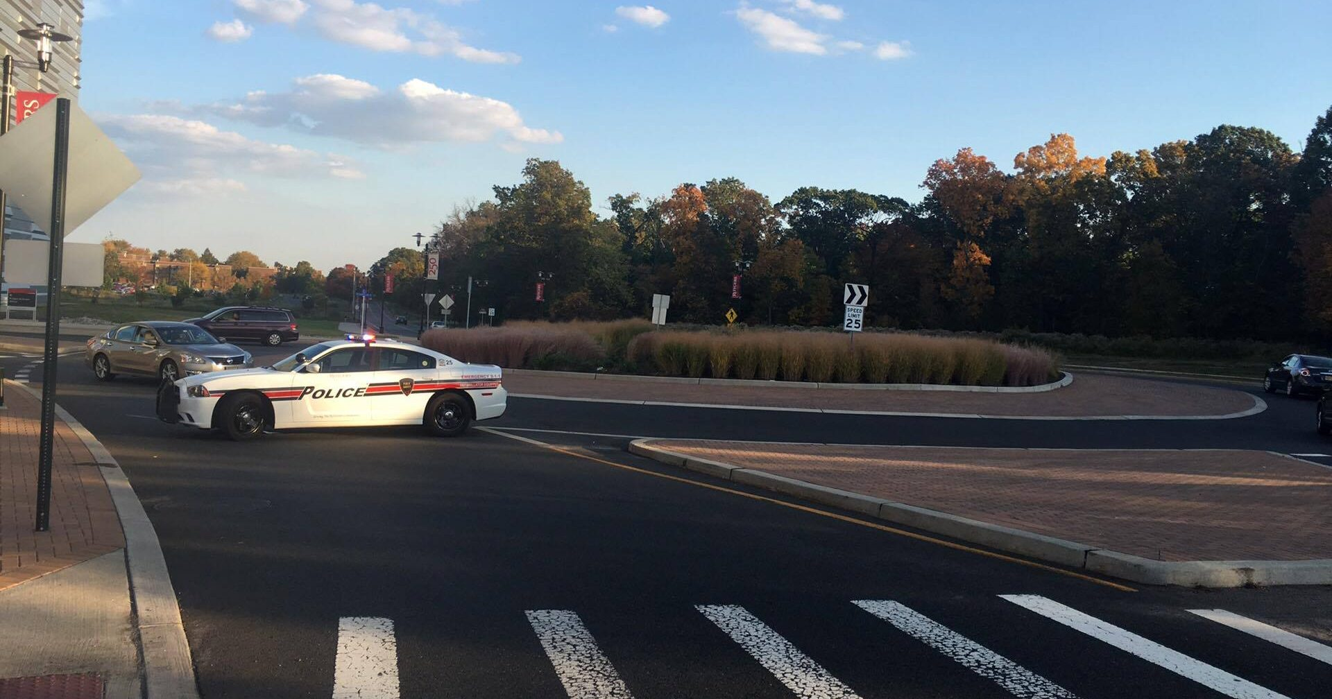 Virginia Tech Student Hit By Car