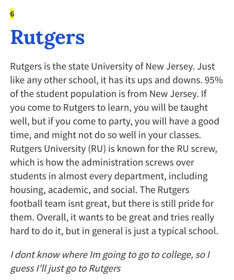 rutgers business school application essay How to get in: rutgers university business school  familiarity with rutgers business school and its  what do you look for in the application essays.