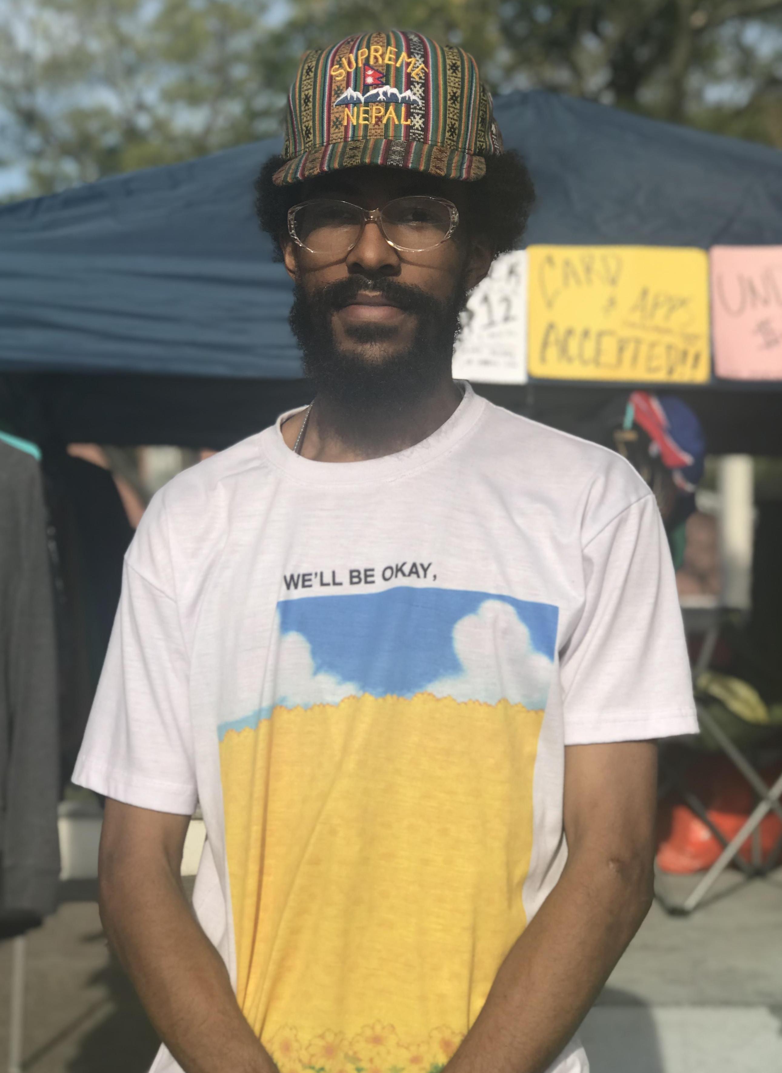 Ché Stout a.k.a. Thrift God.