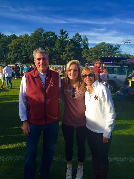 Eagles Marrying Eagles Meet The Parents Who Met At Bc