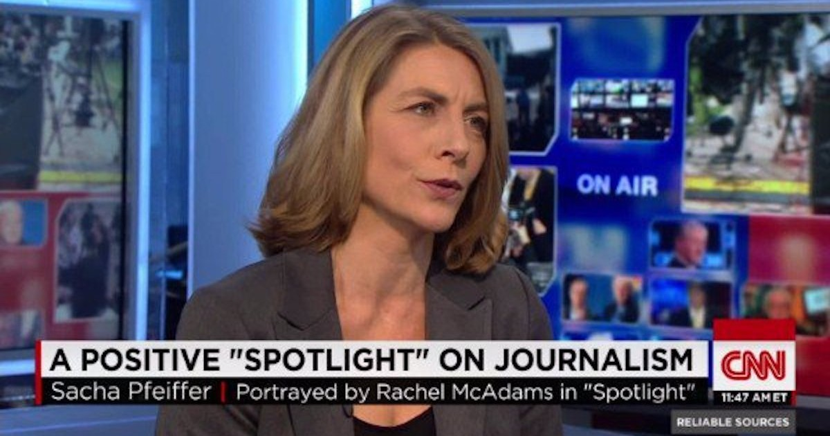 EXCLUSIVE: We interviewed the Boston Globe journalist from