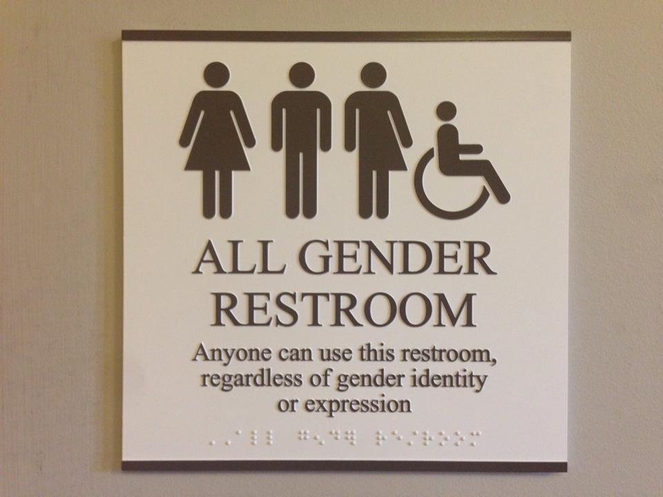 Example Of Common Language For Gender Neutral Restrooms