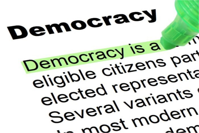 is america a true democracy essay The transformation of american democracy to in his 2014 essay, america instead of trying to address their needs and pursuing the true national.