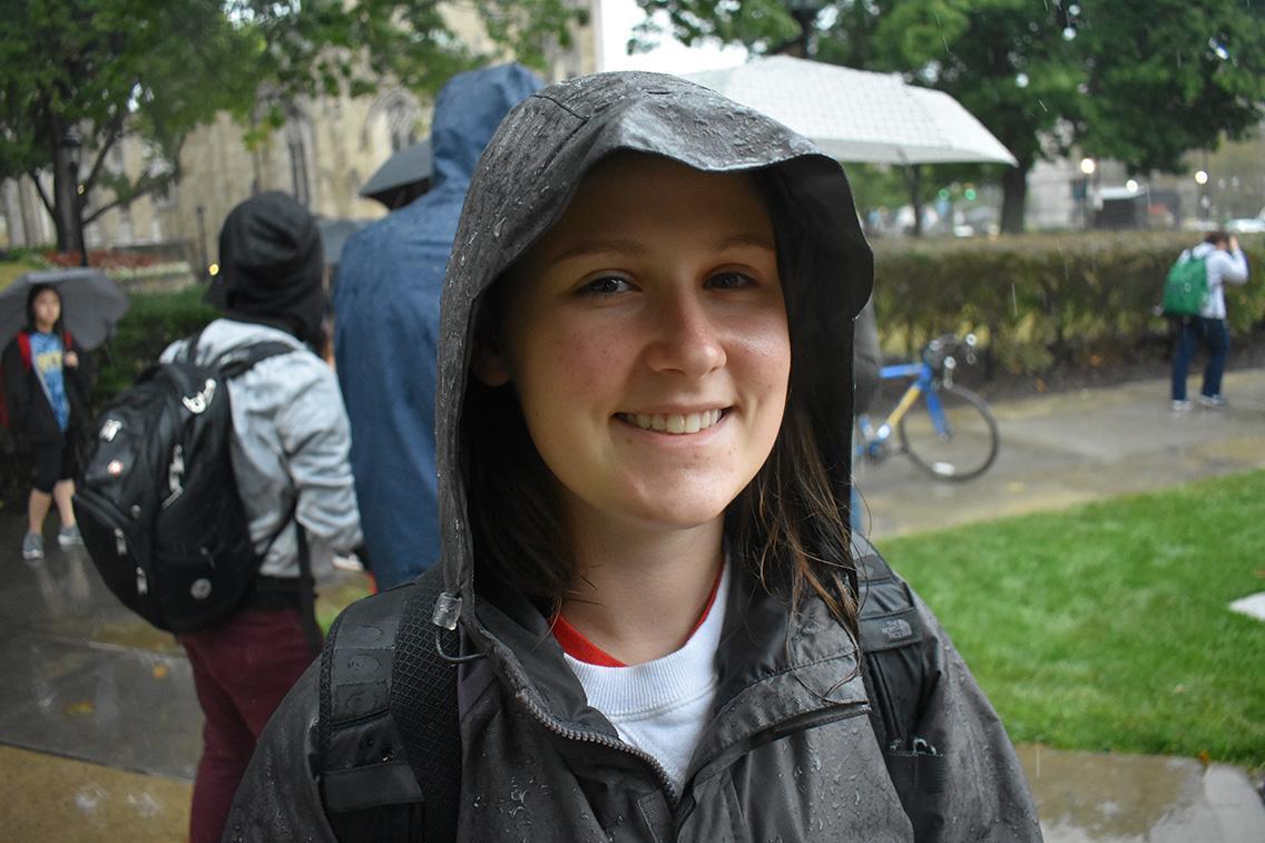 """I wish I looked more gay."" – Alaina Muller, 18"