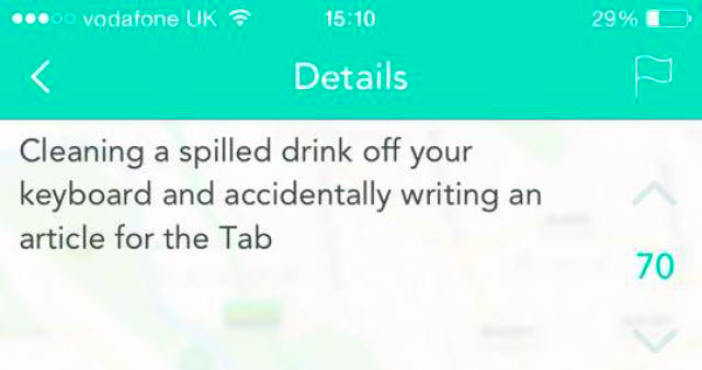 Don't think we won't publish Yaks against ourselves.