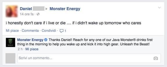 Love, Monster.
