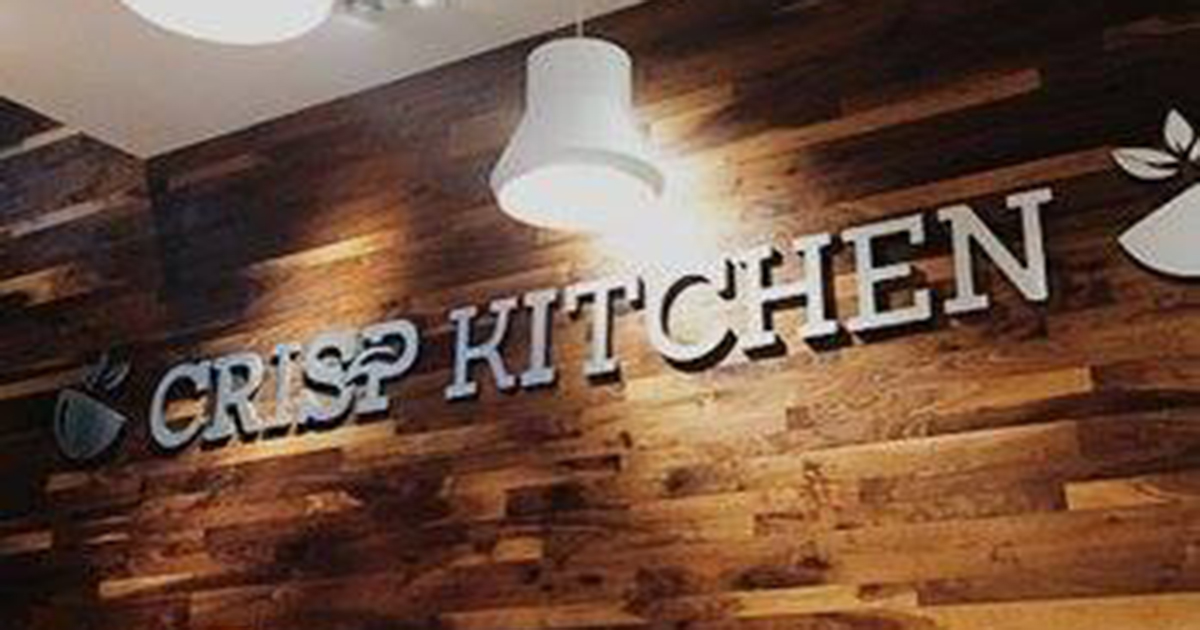 crisp kitchen offers a fresh twist on campus dining - Crisp Kitchen