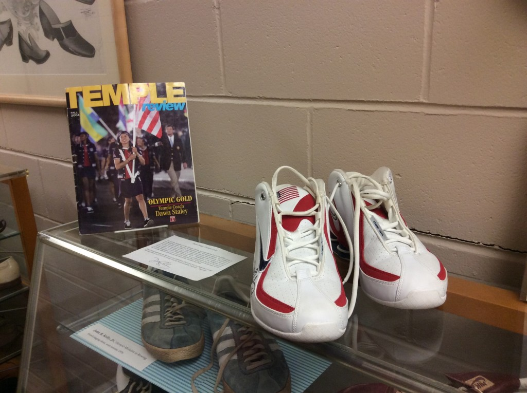 1f15c38db7fd Did you know Temple has a shoe museum