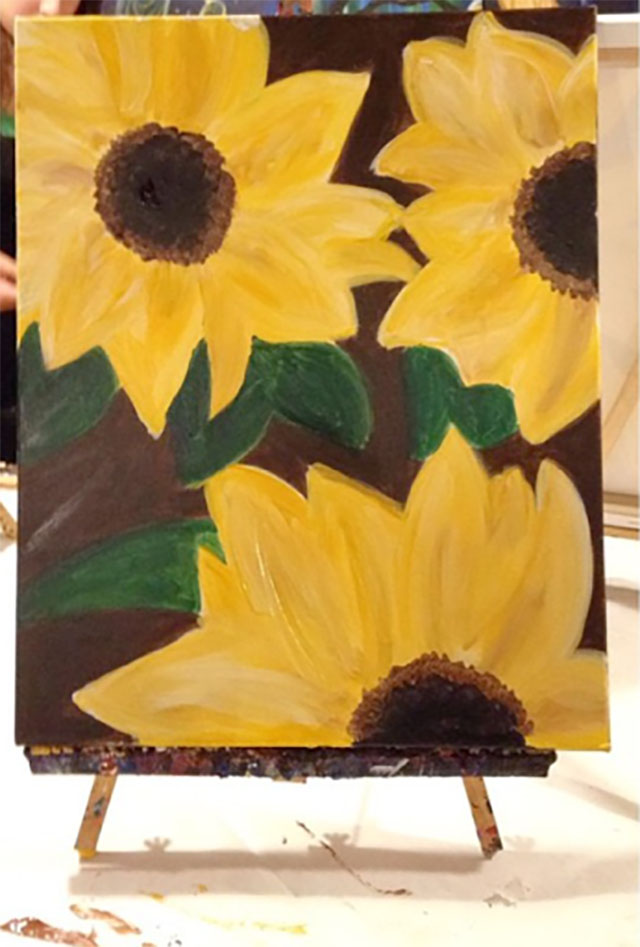 How to nail a girls 39 night out in philadelphia for Painting with a twist rittenhouse