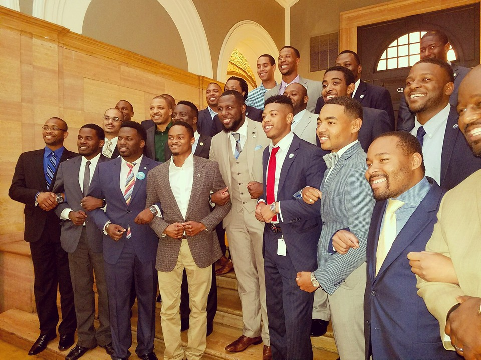 Representative-elect Jones at the Young Elected Officials (YEO) Convening in Chicago, IL., earlier this year