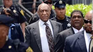 Bill Cosby at his trial in Norristown, PA in June 2017