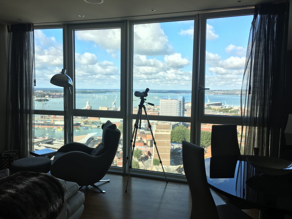 Inside The 163 1 700 Per Month Student Apartments In Gunwharf