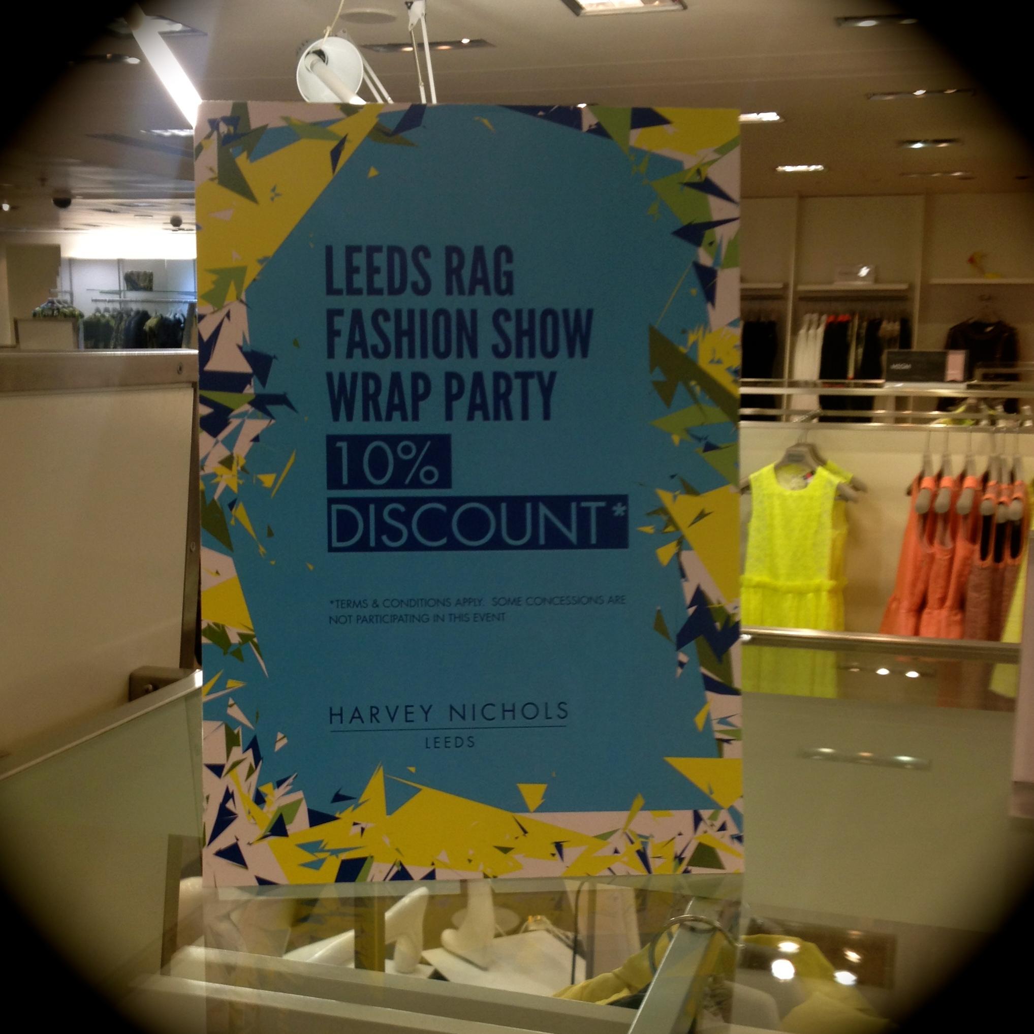 Leeds rag speed dating
