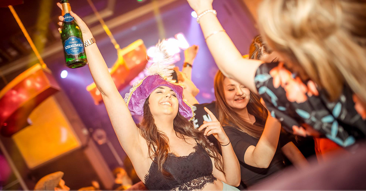 The very best of Leeds freshers' groups 2016