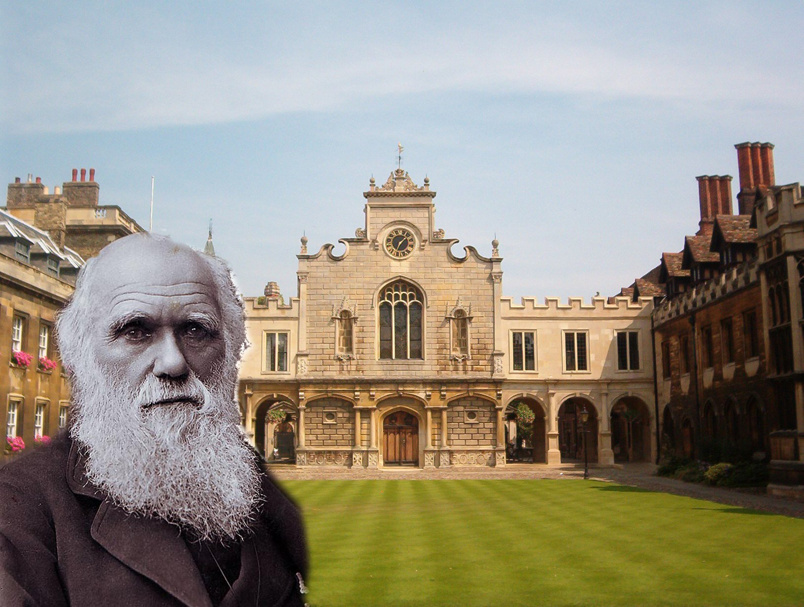 cambridgecharlesdarwin