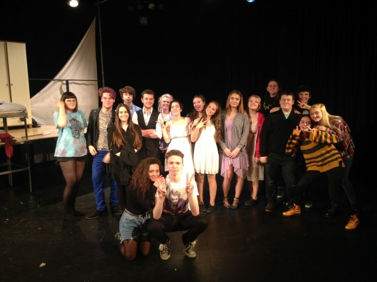 """""""Mermaid"""" by Shared Experiance, Directed by Evie Appleson and Jack Tosney"""