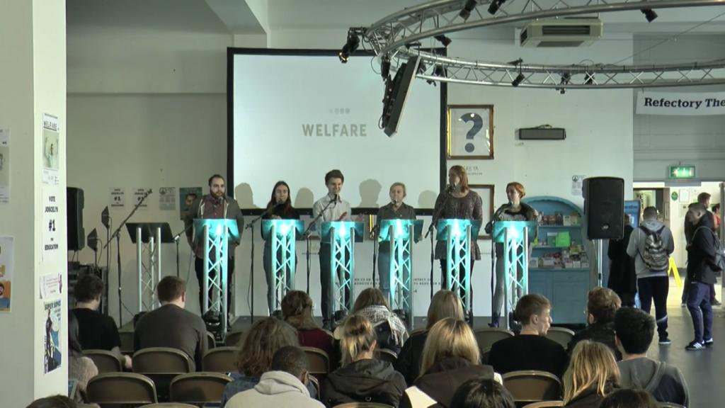 Welfare candidates minus 3