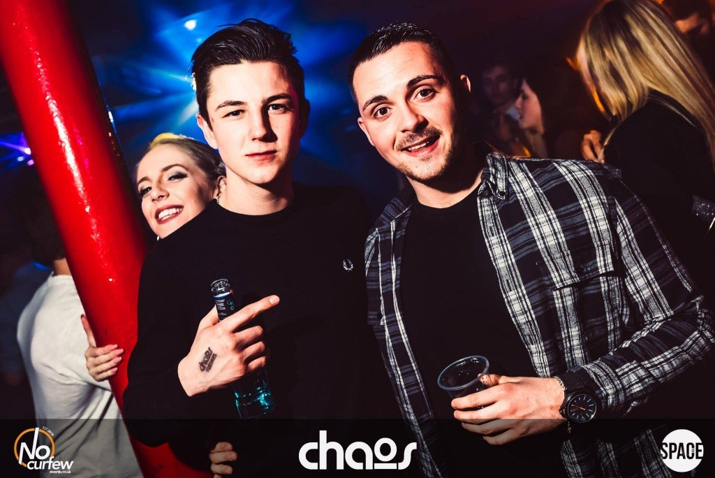 clubber being blamed for a the bad smell